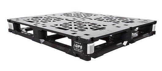 Stackable 40x48 Plastic Pallets for Shipping