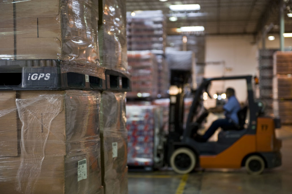Warehouse inventory management techniques