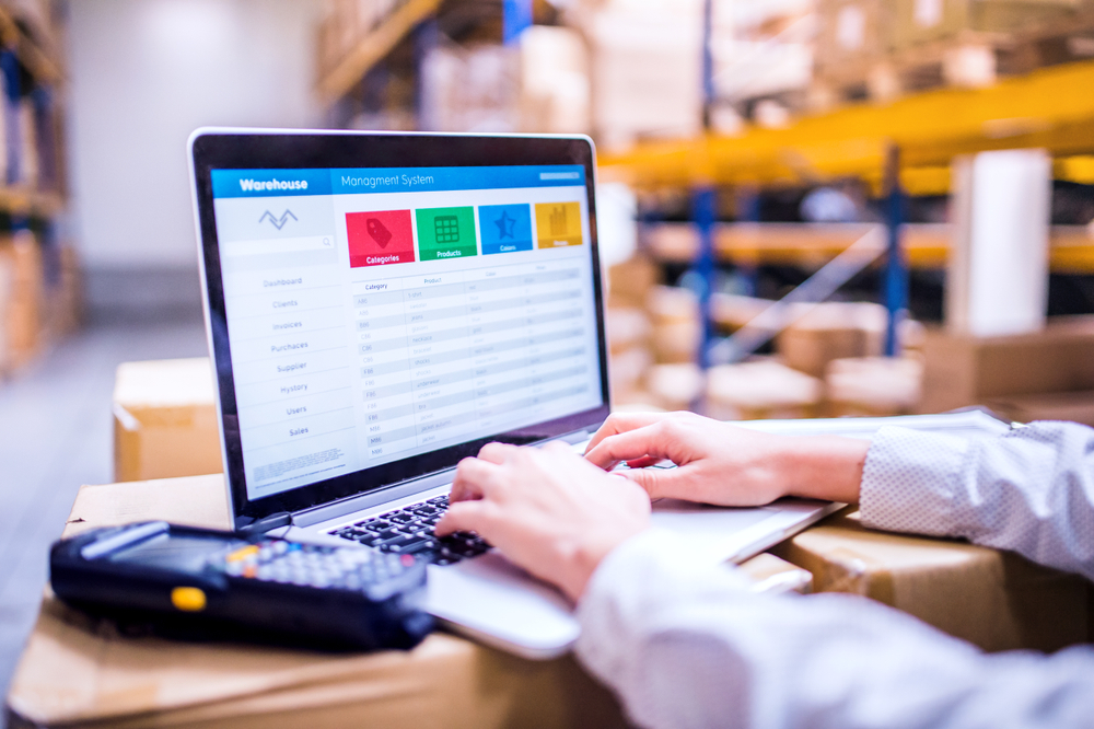 Technology for lean warehouse management