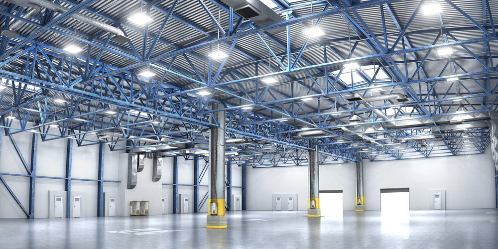 How to keep a warehouse clean in four steps