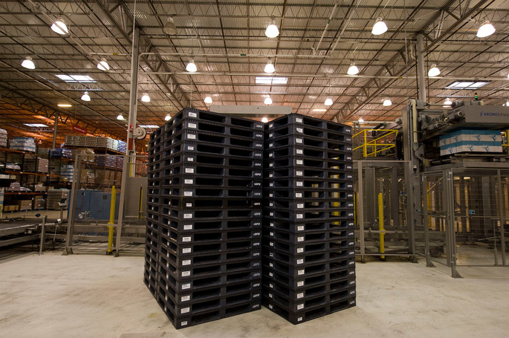 Best Plastic Shipping Pallets Company & Supplier | iGPS