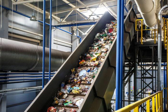 A circular model reduces waste