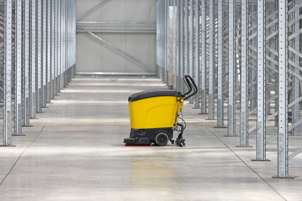 tips for reducing dust in your warehouse