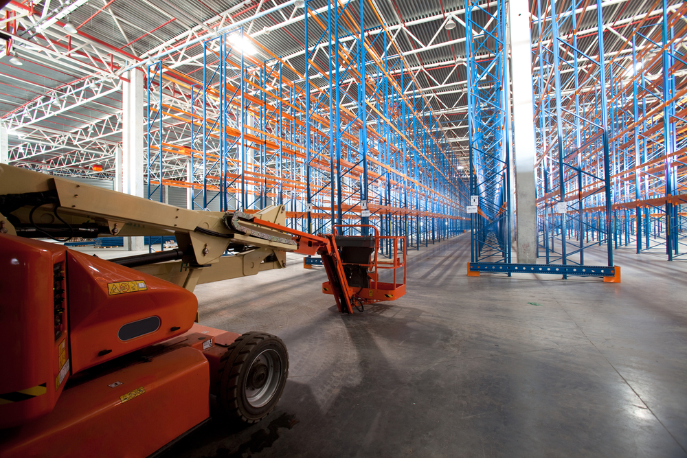 One of the best warehouse cost reduction ideas is high density storage.