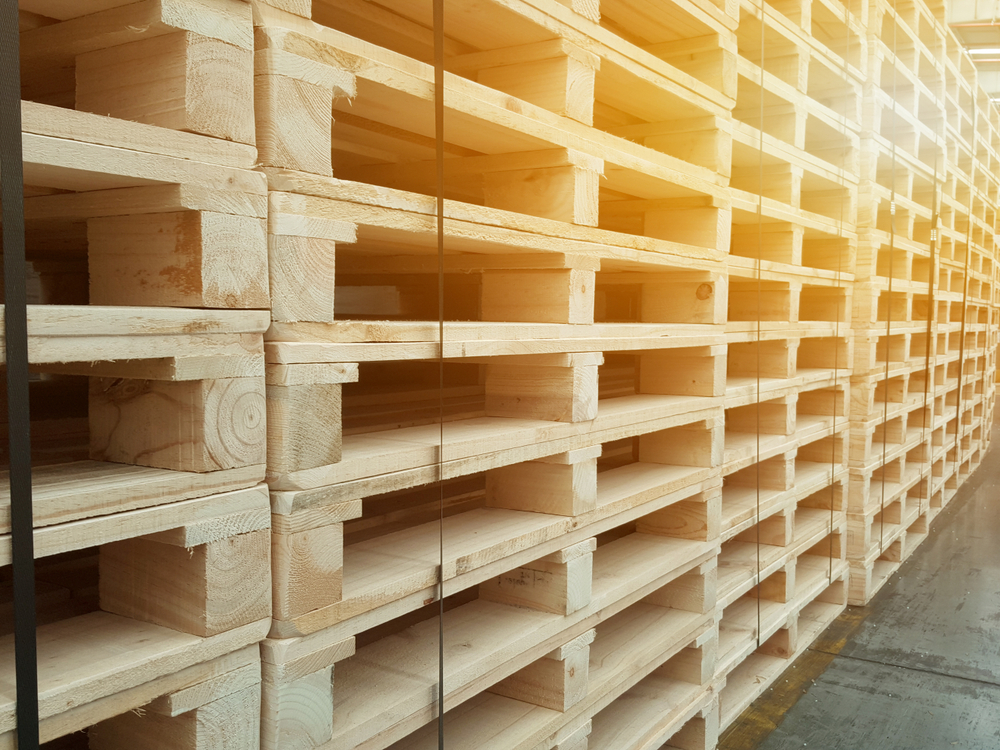 Choosing between hardwood pallets vs. pine pallets can be tricky.