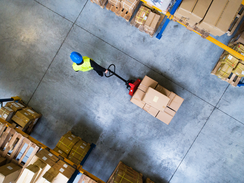 How can you improve the warehouse shipping process?