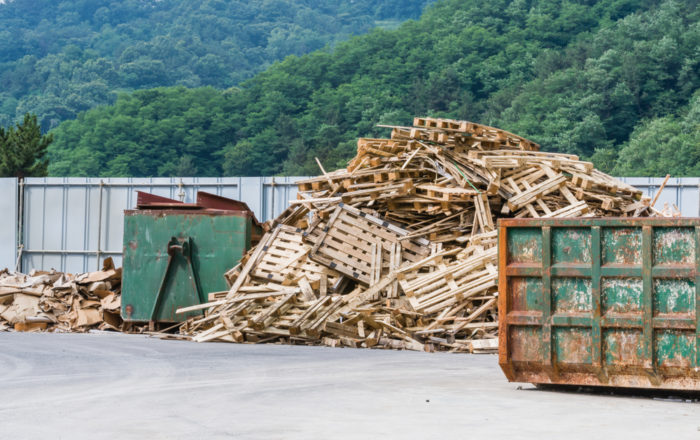 Wood pallets aren't a good fit for the circular economy