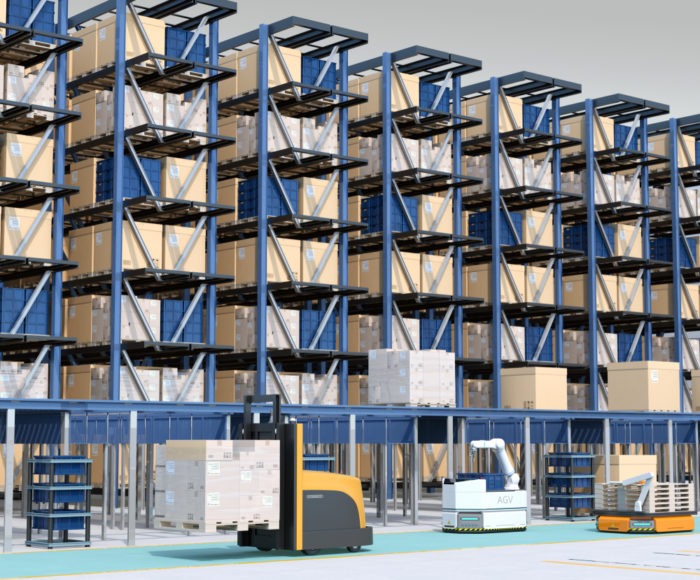 Warehouse automation increases ROI