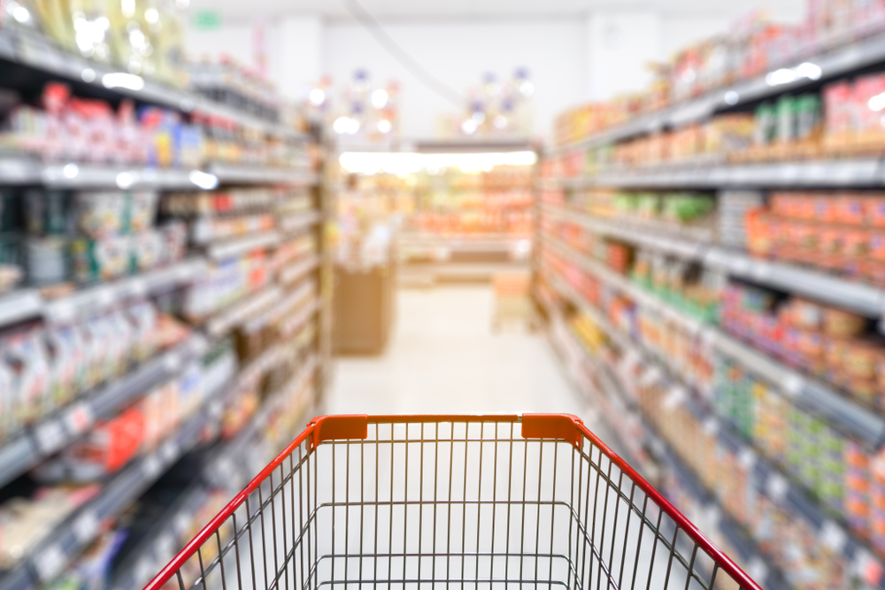 Grocery warehouse automation is important to increase throughput