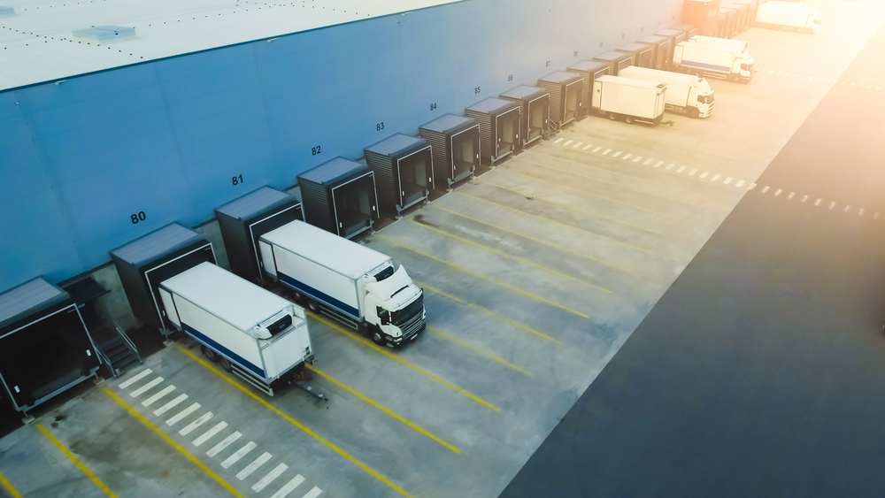Cross docking as a supply chain strategy can be used in a variety of ways