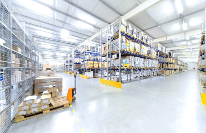 Responsible management can make a warehouse more eco-friendly.