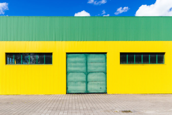 Warehouses should be designed with sustainability in mind