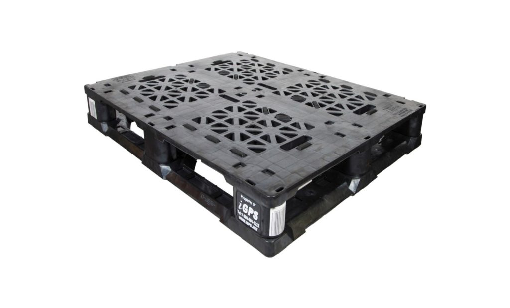 Plastic pallets are ideally suited for automated warehouse systems.
