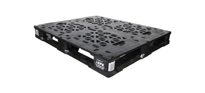 Plastic pallet pooling can help optimize warehouse tools like automation.