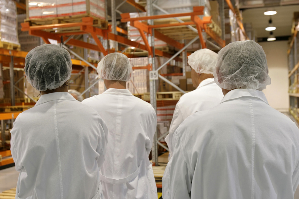 Inspecting for FDA pharmaceutical warehouse requirements
